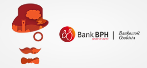 Prestige website for BPH Bank